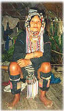 Akha Loimi woman