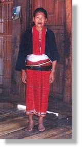 Palong Woman